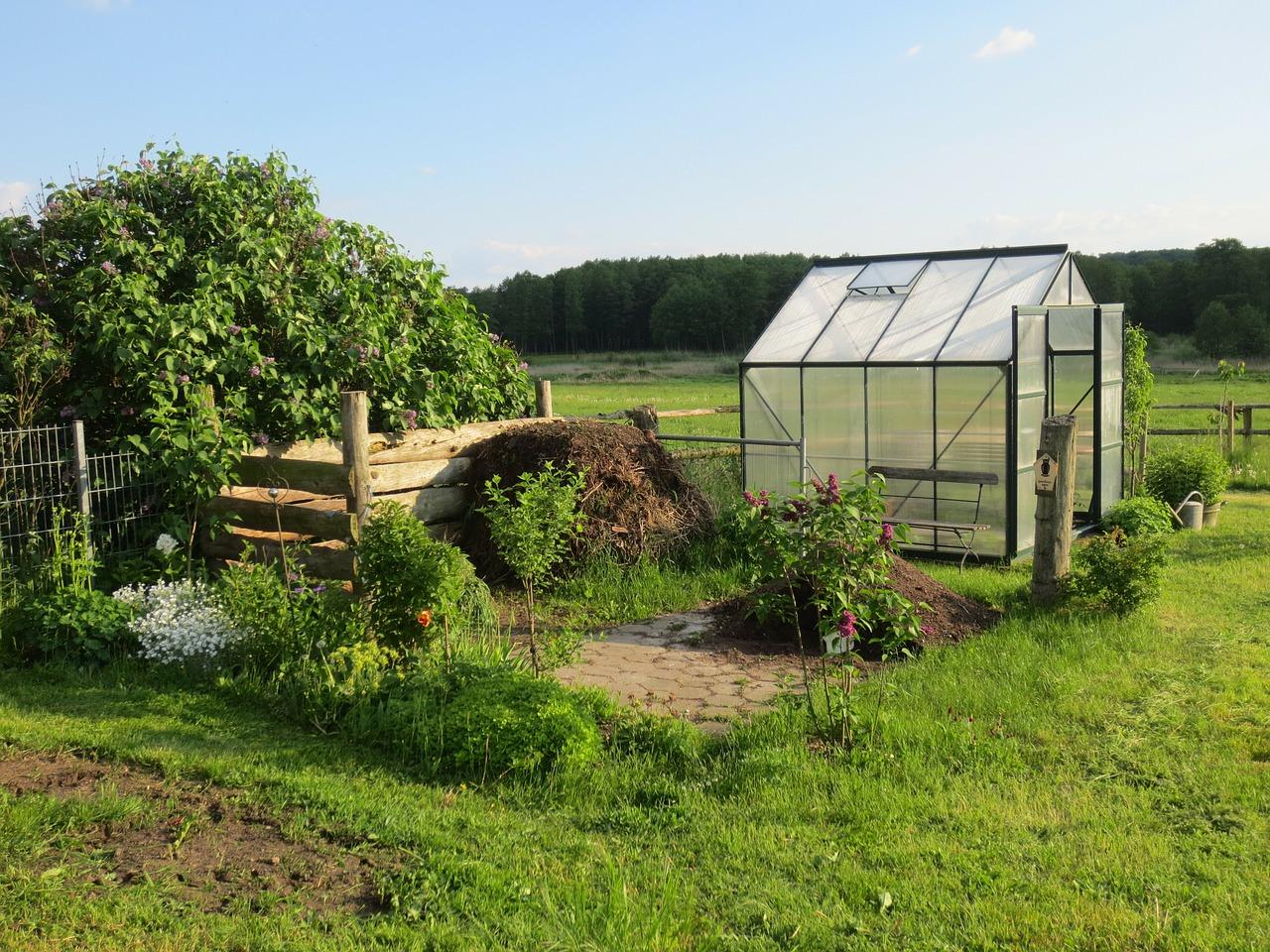 Einen Nutzgarten gestalten